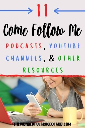 come follow me podcast